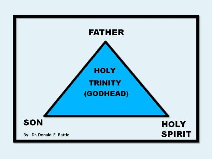 HOLY TRINITY - FATHER - SON - HOLY SPIRIT - PHOTO 3